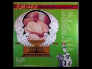 King Sunny Ade - Jealousy (Side 2)